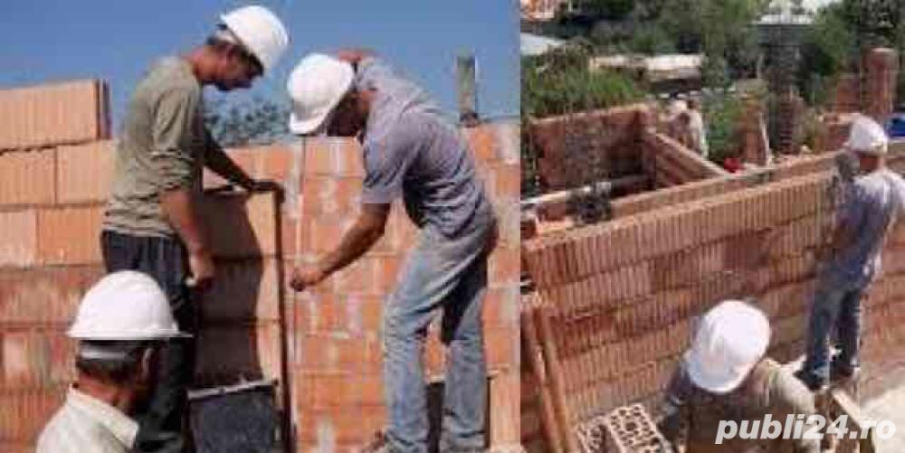 Caut loc de munca in constructii